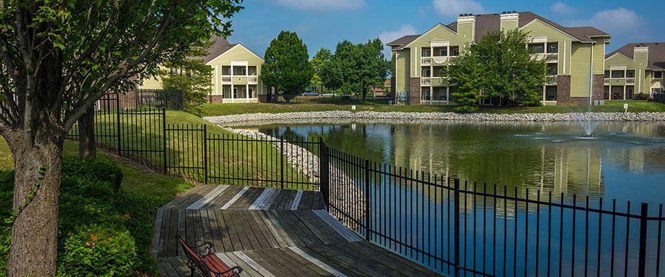Kensington Apartments Forest Park Ohio